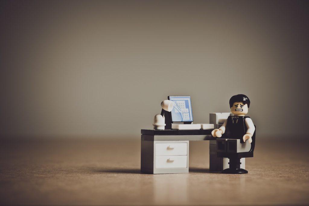 working-miniature